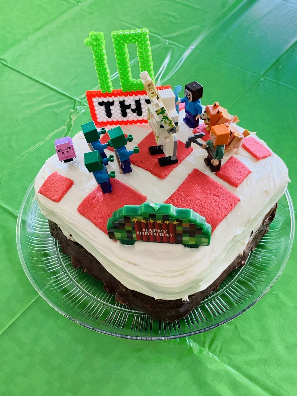 Minecraft Cake Recipe Allrecipes