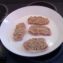 Horseradish Pork Chops HKR
