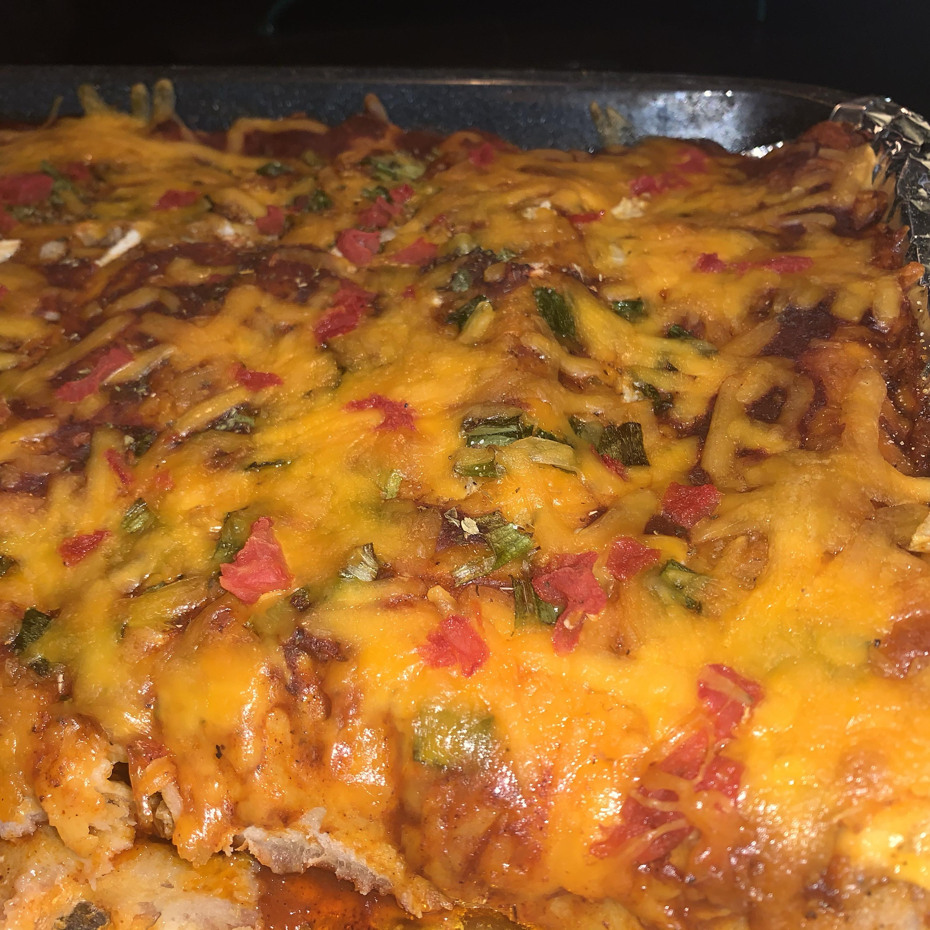 Easy Beef Enchiladas image