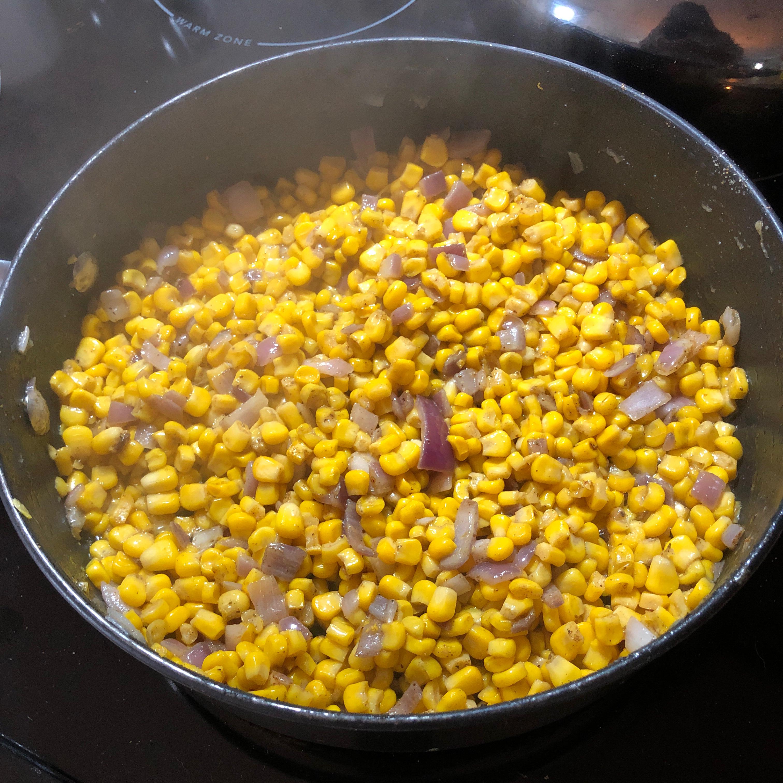 Sauteed Curried Corn image