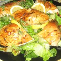 Black Lemon Chicken Salad Dee Stillwell