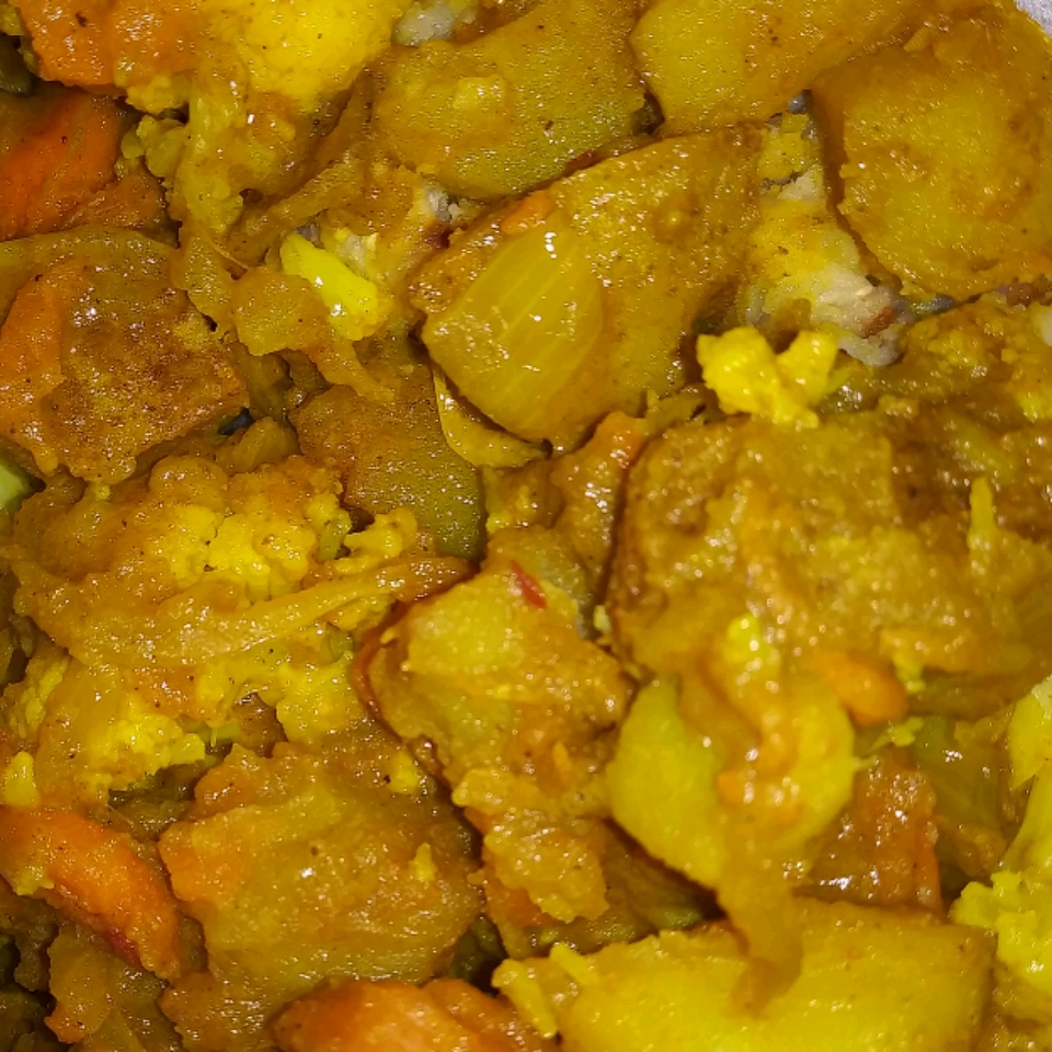 Vegetable Curry image