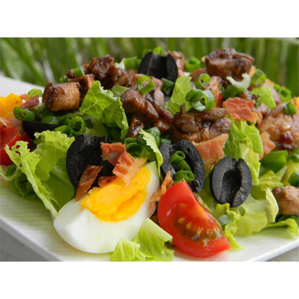 Marinated Chicken Salad Marsha Timblin