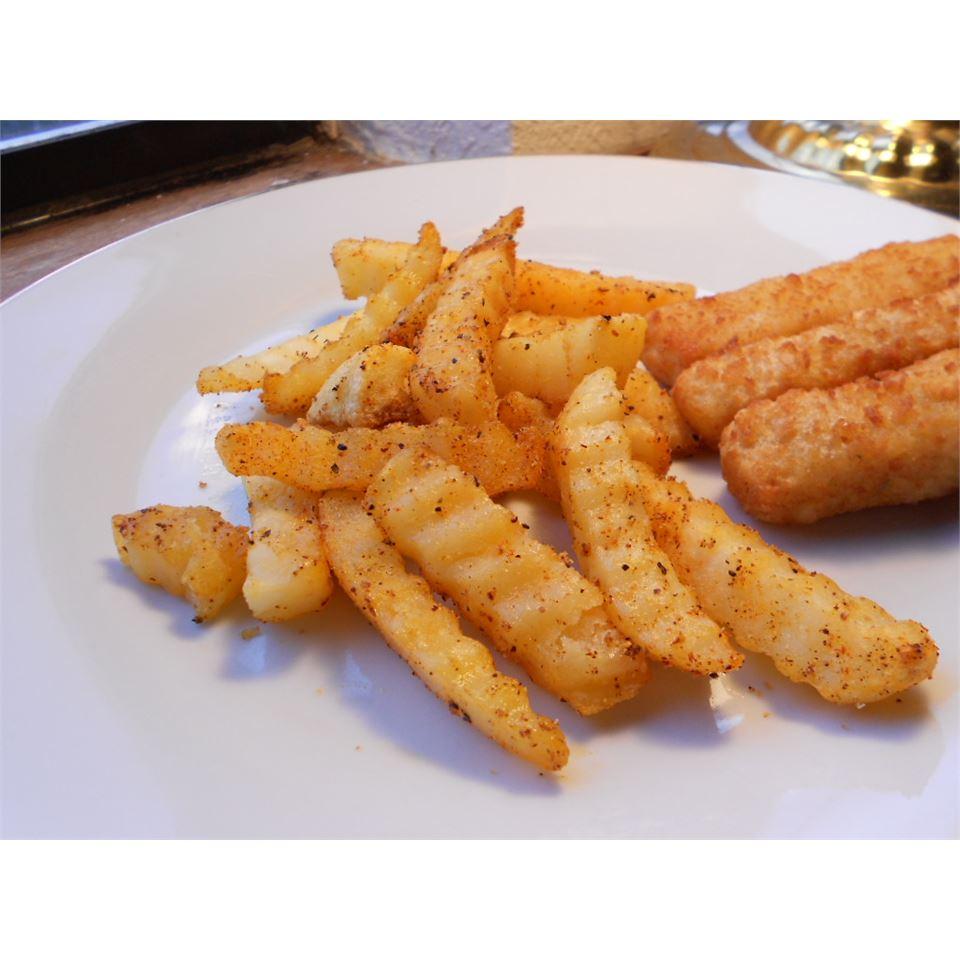 Tail Burner Firehouse French Fries kellieann