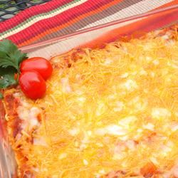 Southwestern Chicken Lasagna Shearone