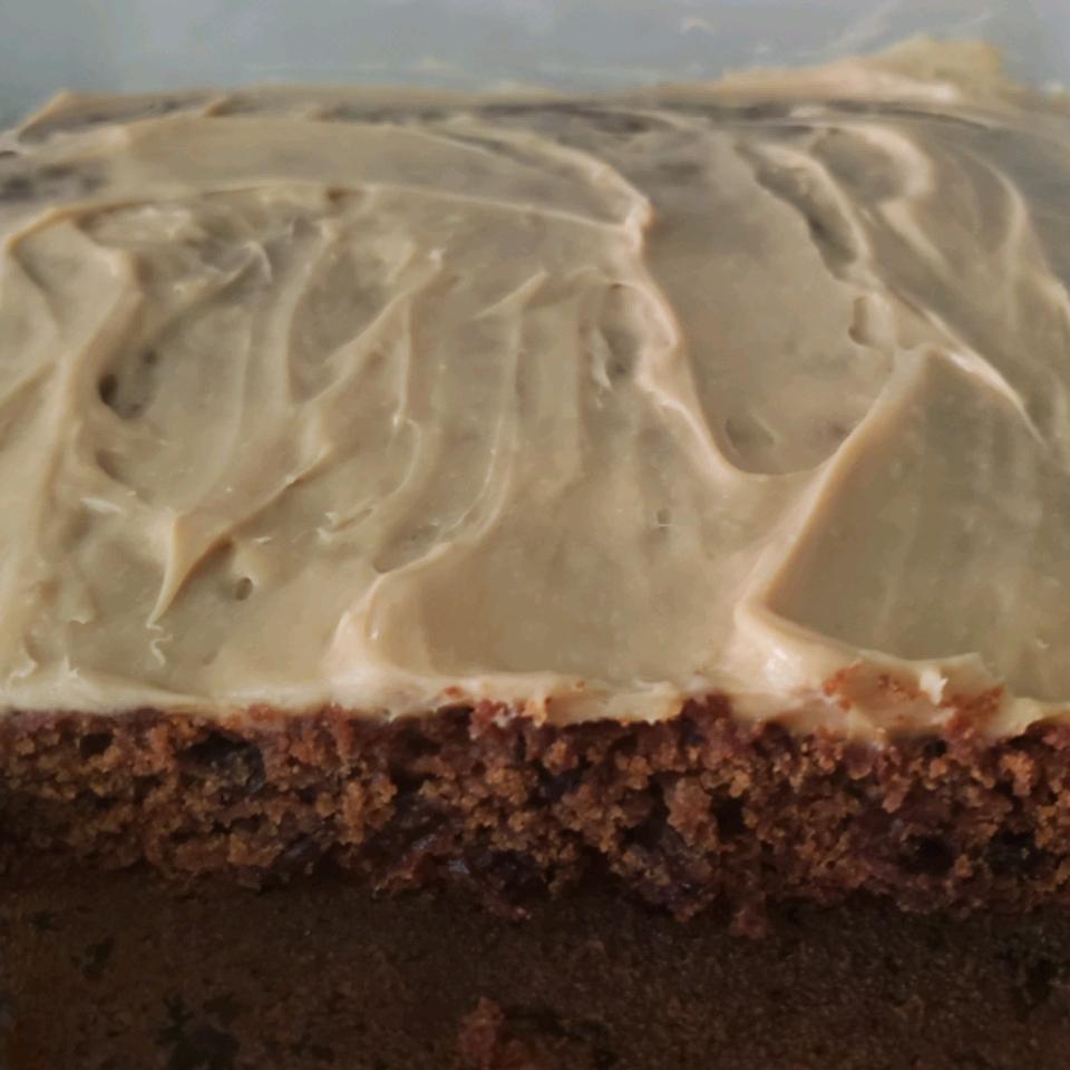 Easy Carrot Cake Bars image