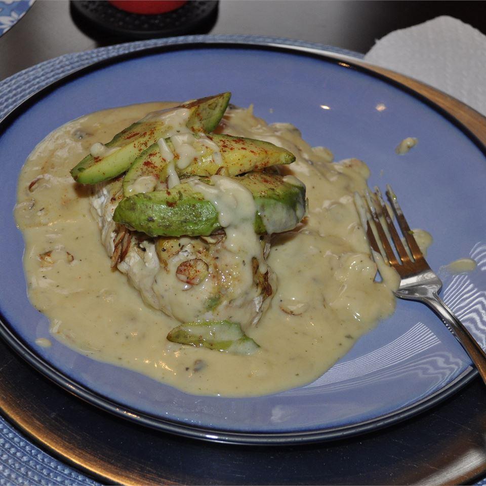 Chicken Avocado Casserole Shelley West