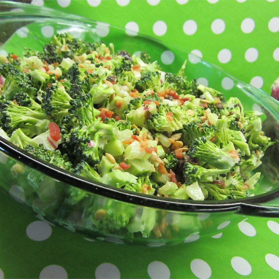 Broccoli Salad I Jennifer Stephens