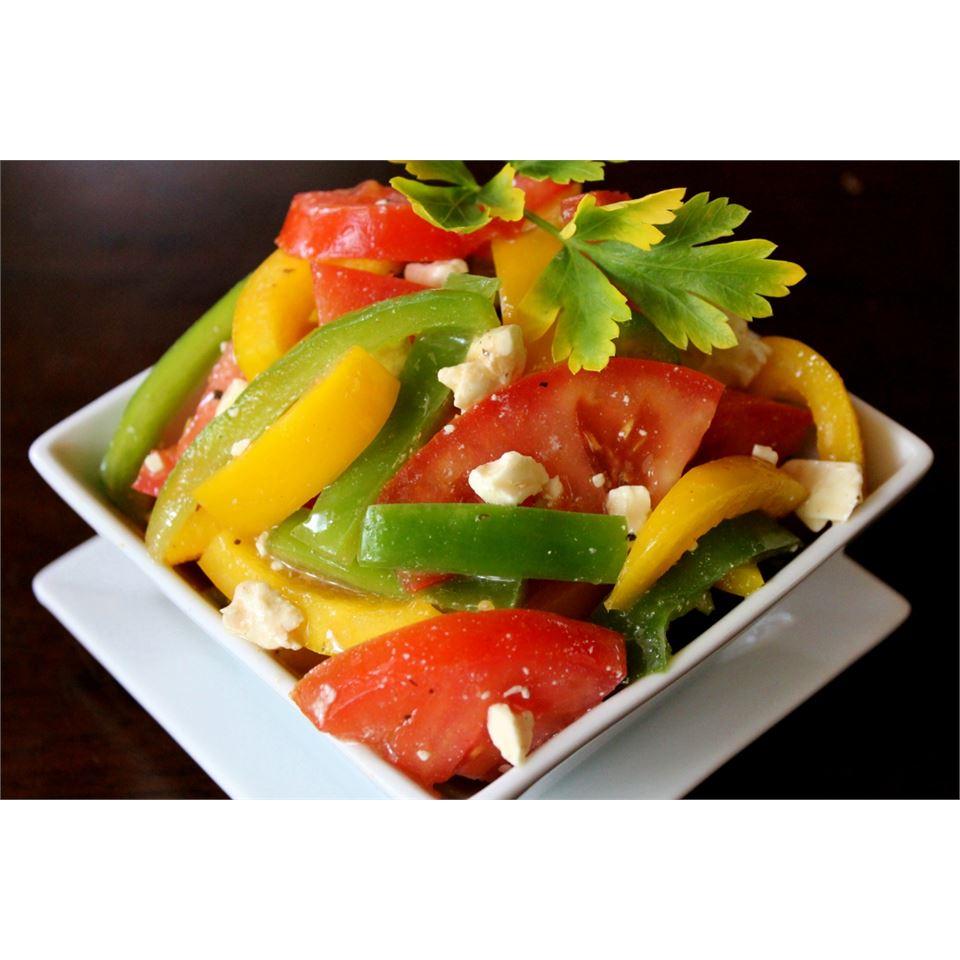 Tri-Color Pepper Slaw image