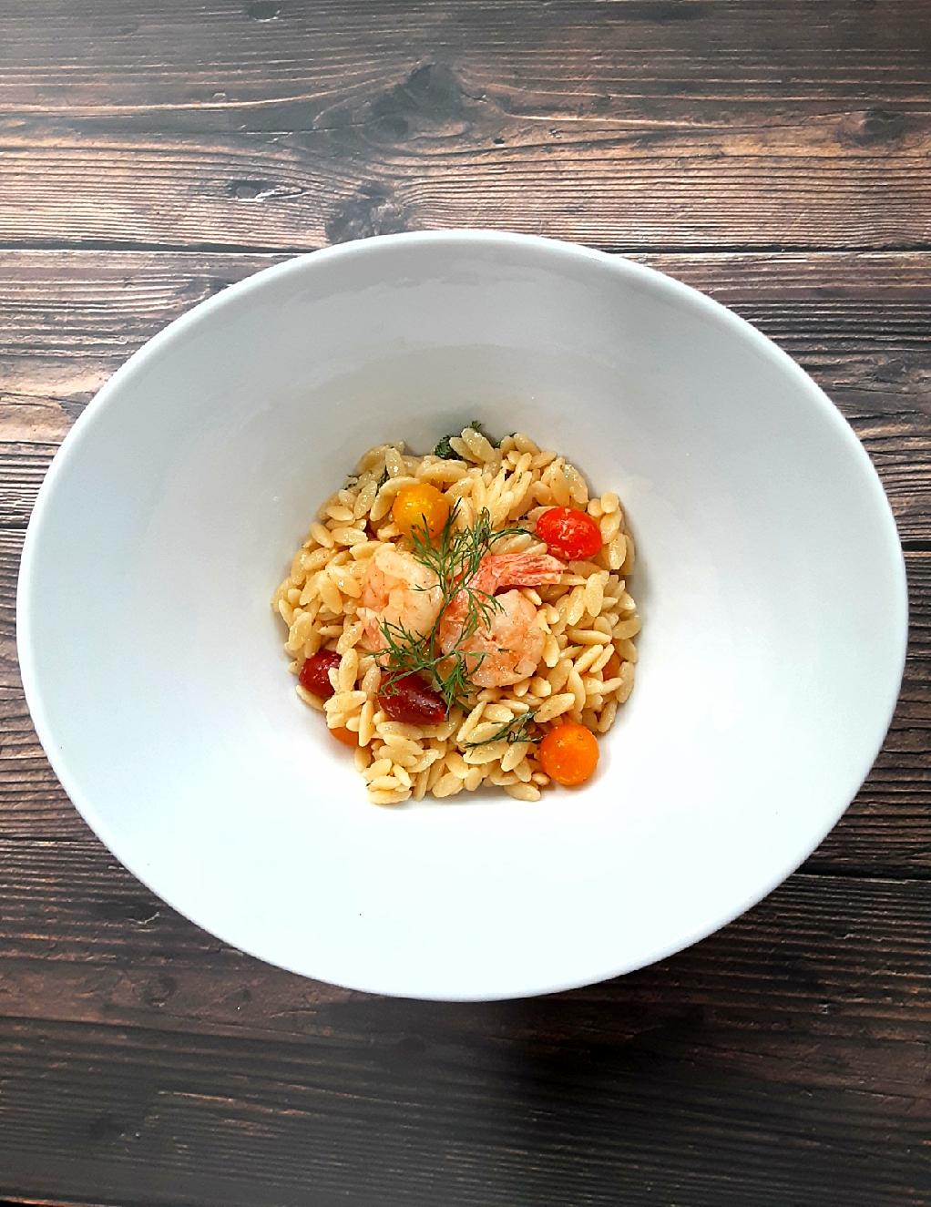 Shrimp and Orzo Salad_image