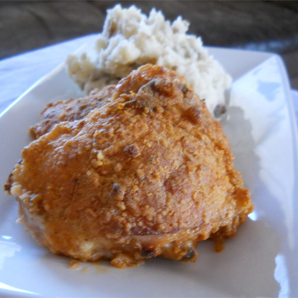 Oven-Fried Chicken Rae