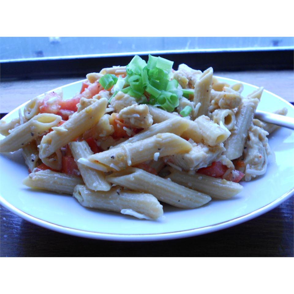 Chicken Pasta Salad I kellieann