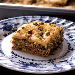Baklava II CHRISTA ROSE