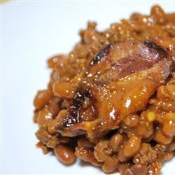Baked Beans with Beef