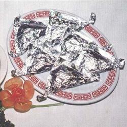 Asian Style Paper Wrapped Chicken Deeli