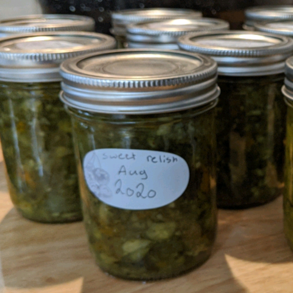 Sweet Pickle Relish Recipe Allrecipes