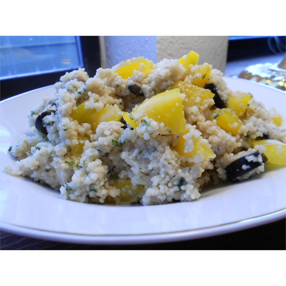 Chicken Salad with Couscous image