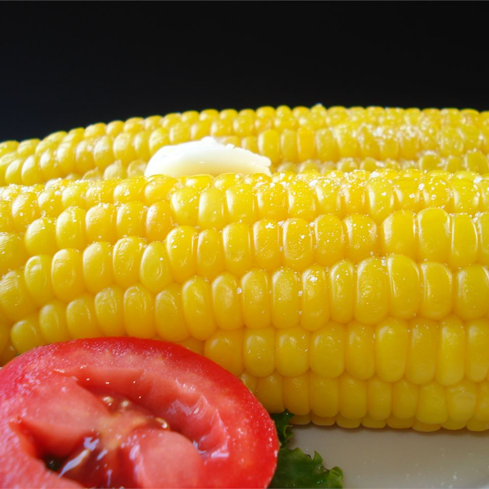 Corn On The Cob (Easy Cleaning and Shucking) Shearone