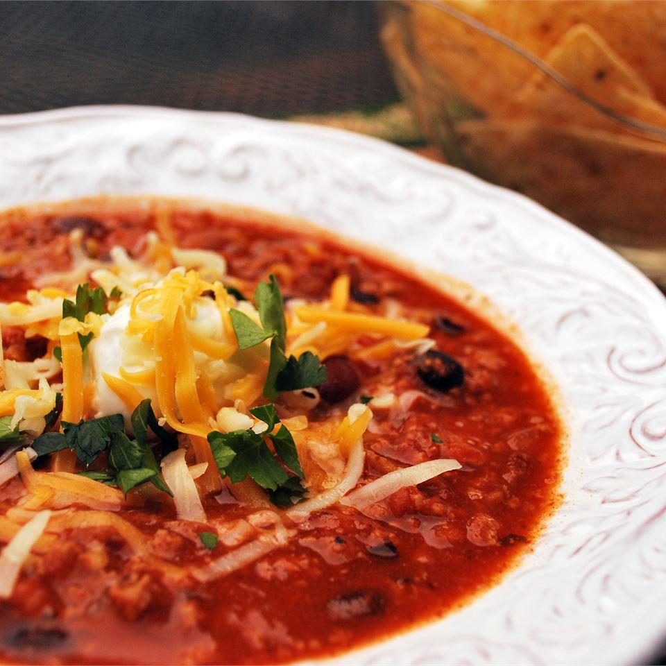 The Best Turkey Chili Recipe Allrecipes