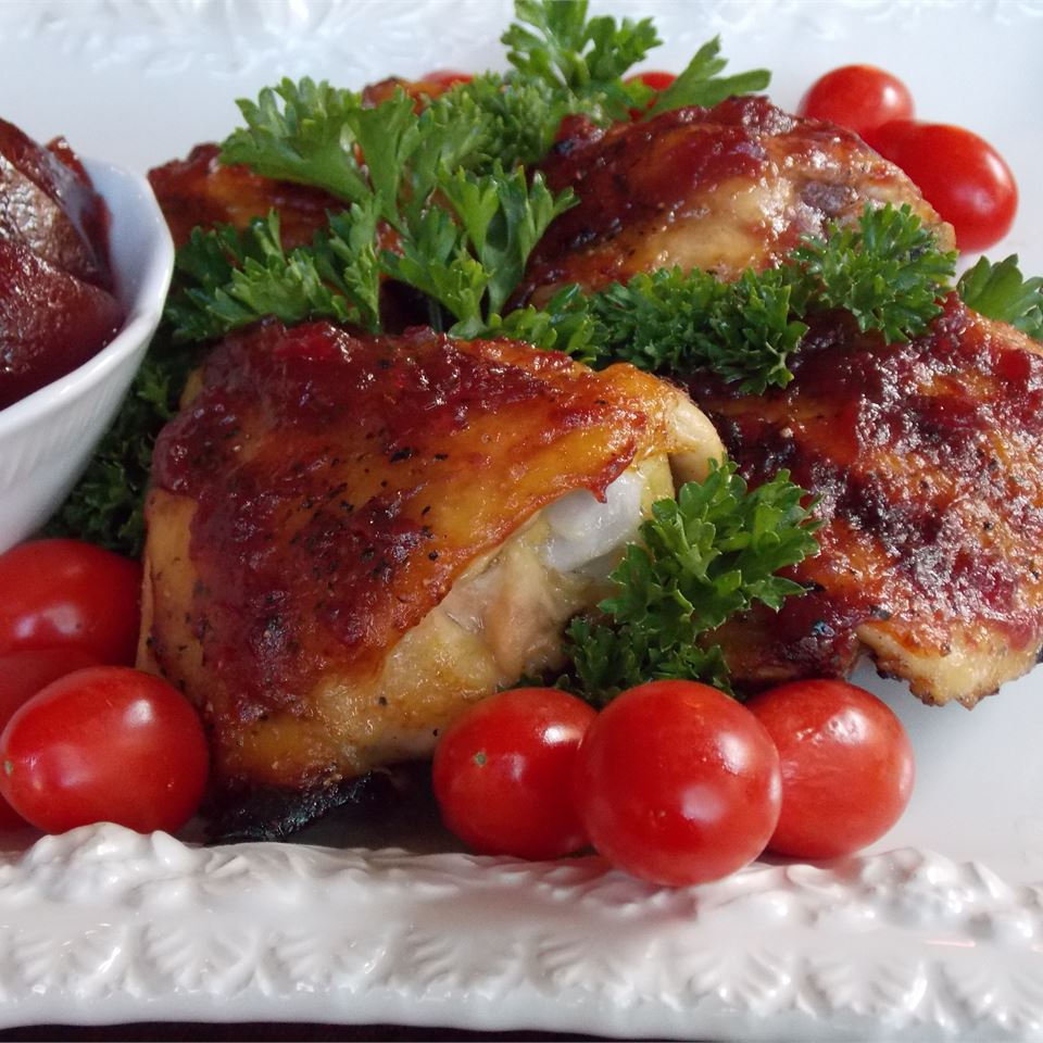 Cranberry Chicken III