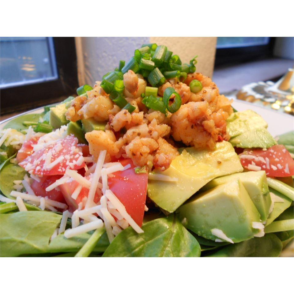 Avocado and Lobster Salad kellieann