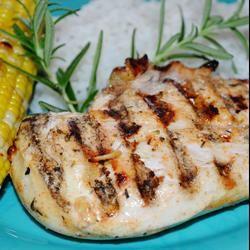 Grilled Lemon Yogurt Chicken SMClanton