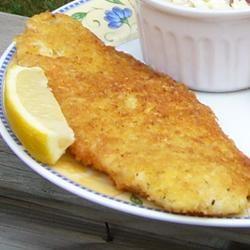 Fried Bass