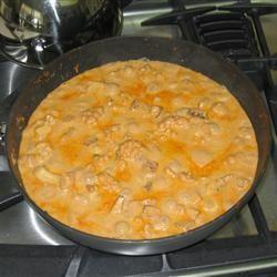 Cauliflower and Tofu Masala