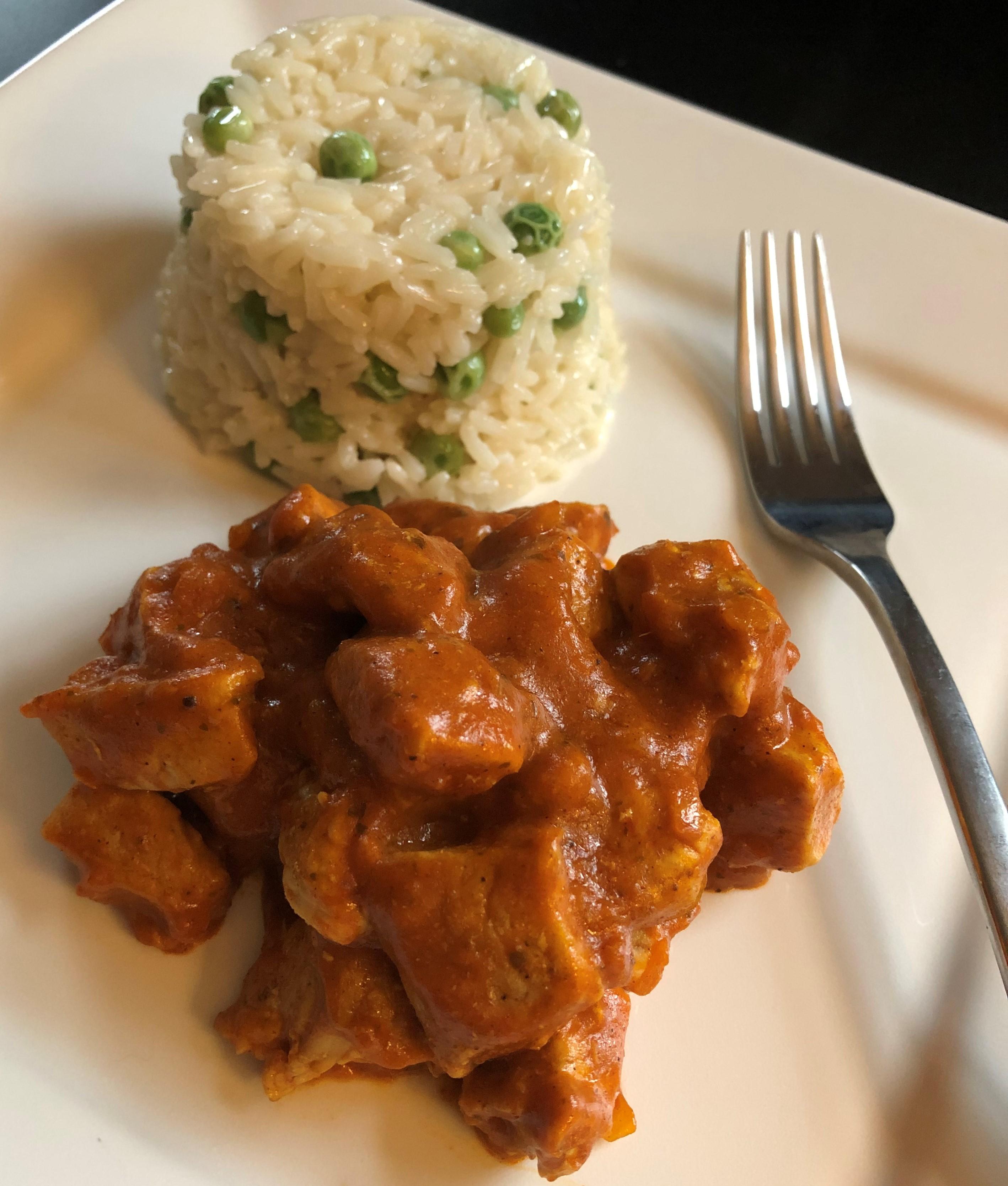 Thai Chicken Curry image