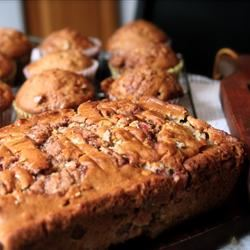 Rhubarb Bread I Carla December