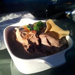 Black Bean and Chickpea Hummus