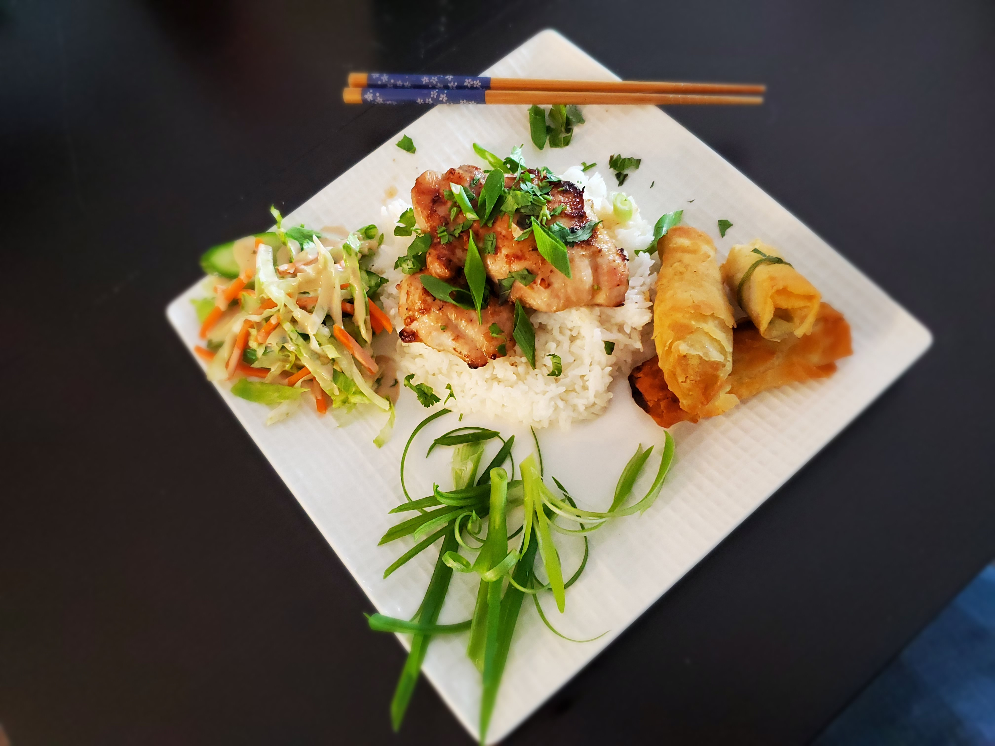 Vietnamese Grilled Lemongrass Chicken Recipe Allrecipes