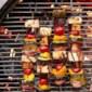 Tofu Ratatouille Kebabs
