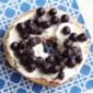Wild Blueberry Bagel