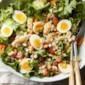Roasted Cranberry, Squash & Cauliflower Salad