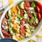 Tomato Salad with Lemon-Basil Vinaigrette