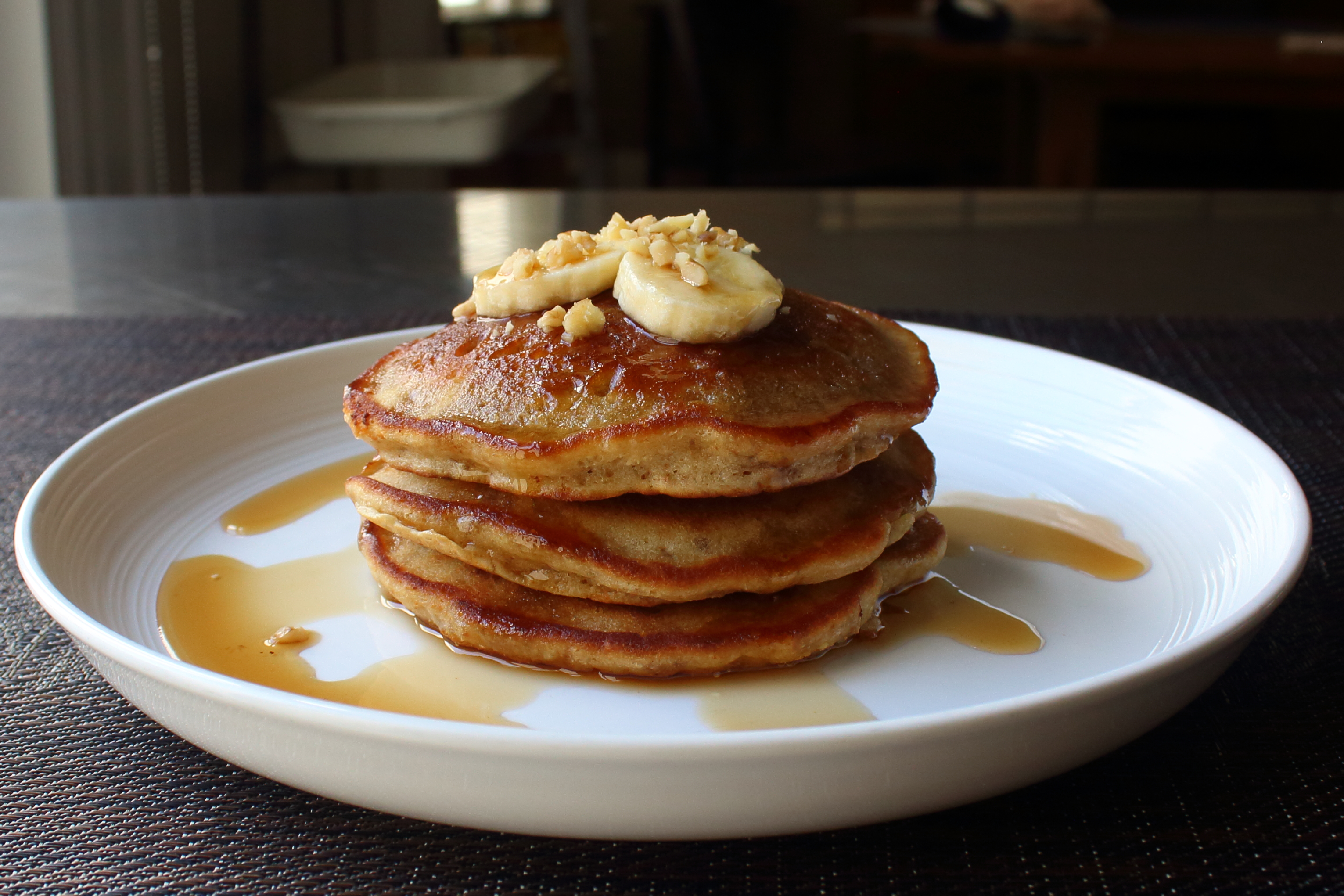Banana Bread Pancakes Allrecipes