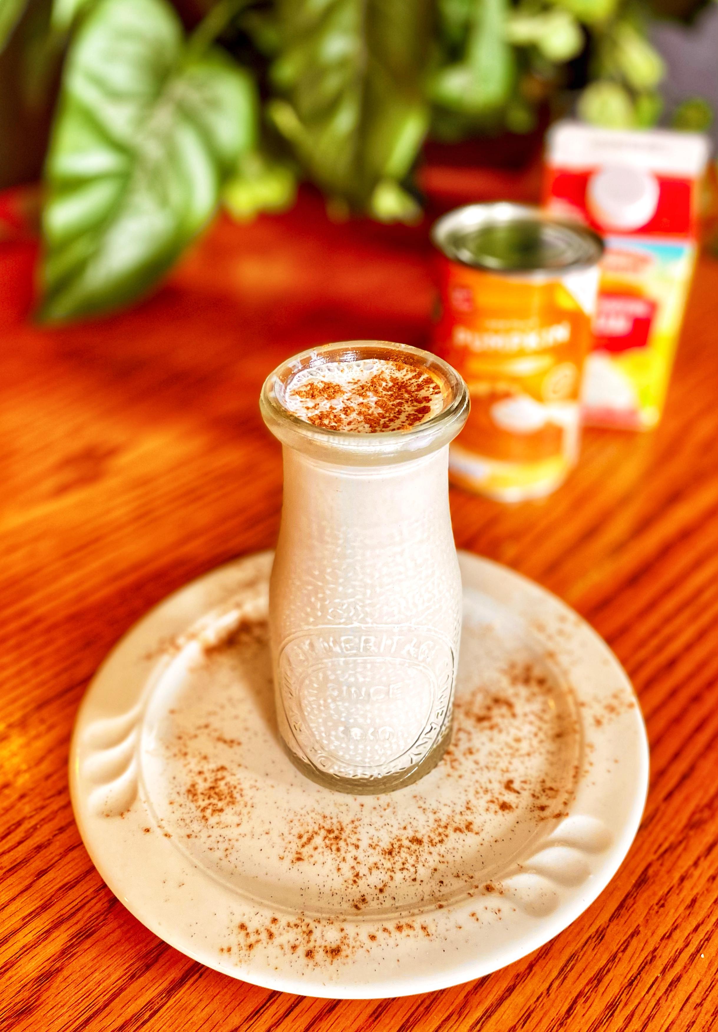 Sugar-Free Pumpkin Spice Coffee Creamer image