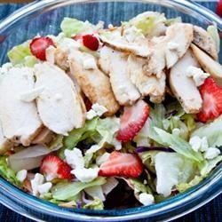 Amy's Sensational Summer Salad CookinLovin