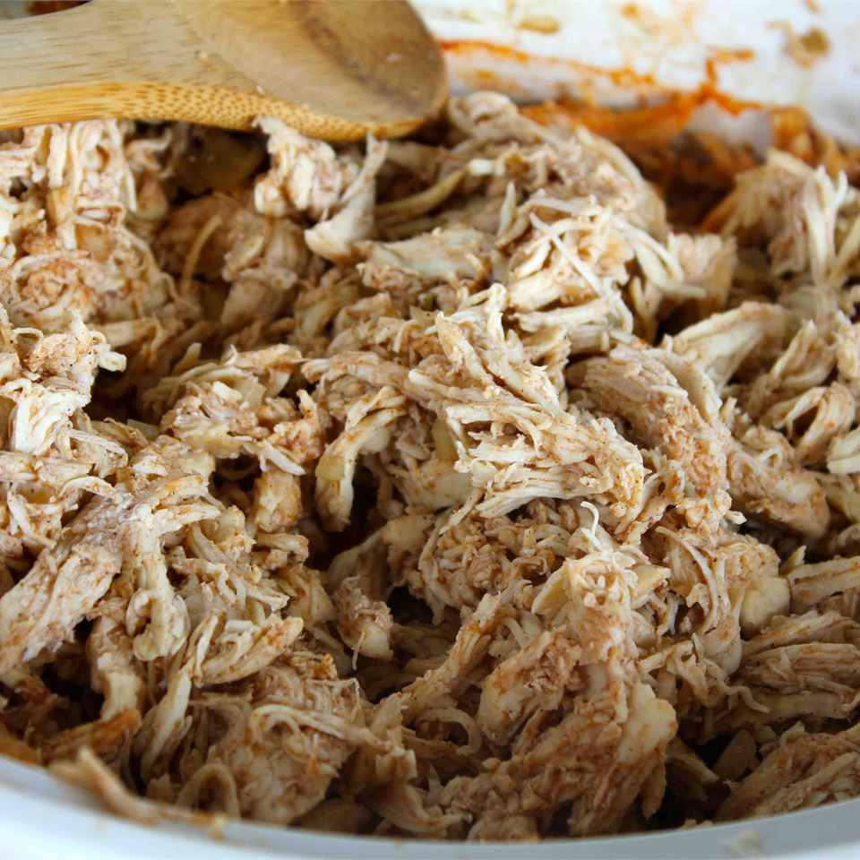 Sarah's Easy Shredded Chicken Taco Filling Marisa R.