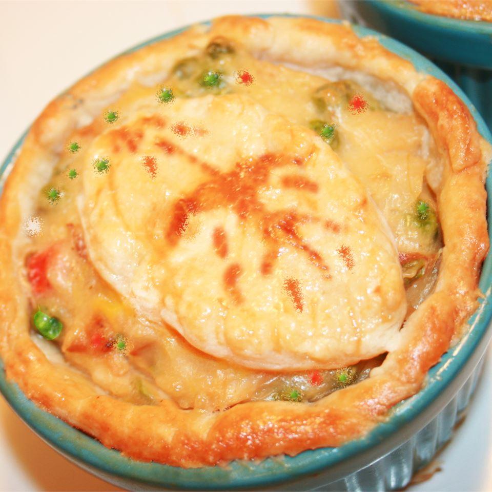 Chicken Pot Pie VIII Naomi Gutierrez