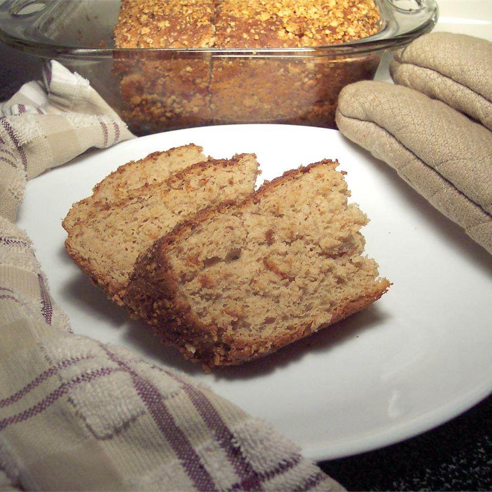 Cream Cheese and Almond Wheat Bread