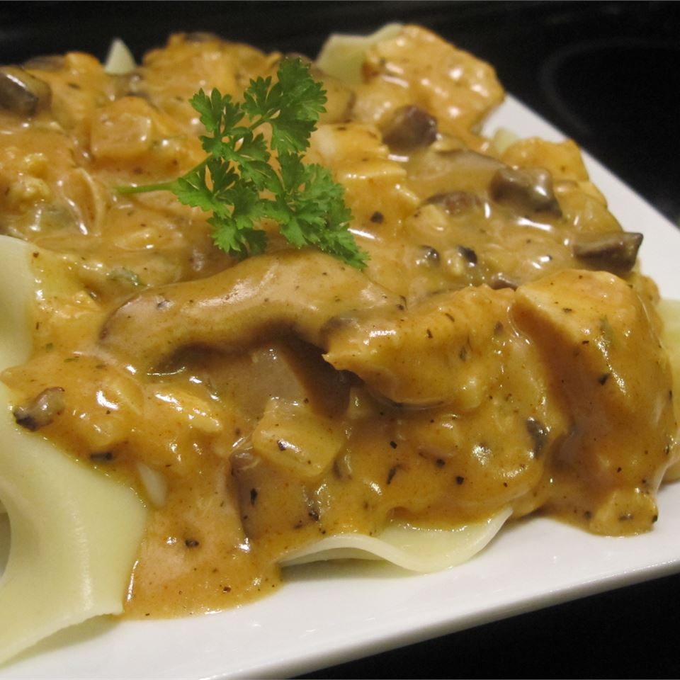 Easy Creamy Chicken Mushroom Sauce Shadowhawk