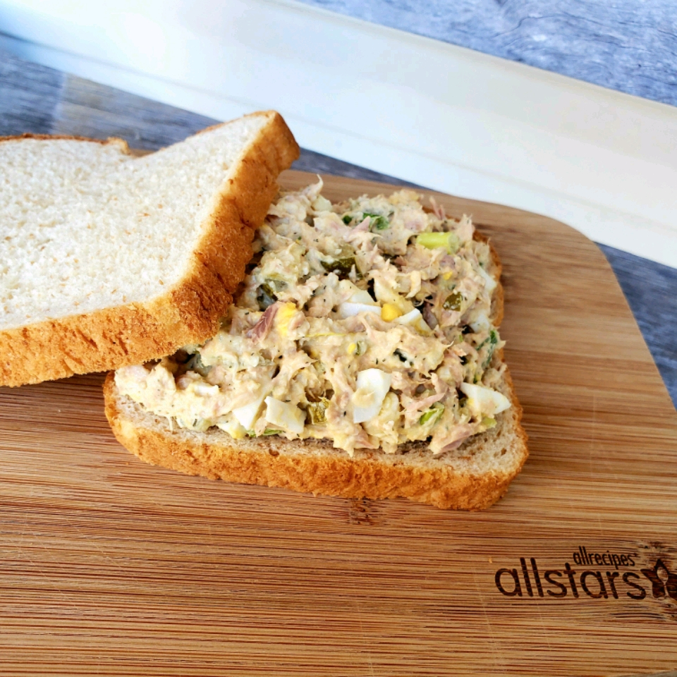 Best Ever Tuna Salad_image