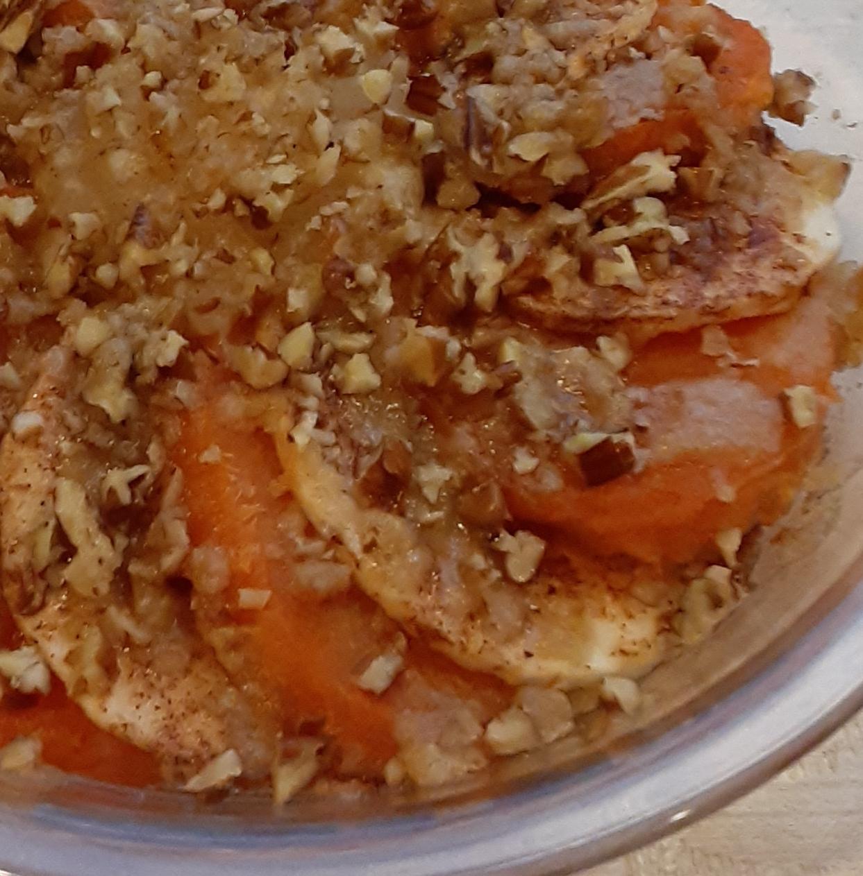Sweet Potato and Apple Casserole_image