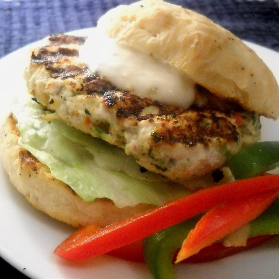 Chicken Tartar Burger smileycj15