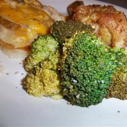Easy Lemon and Garlic Broccoli Amanda