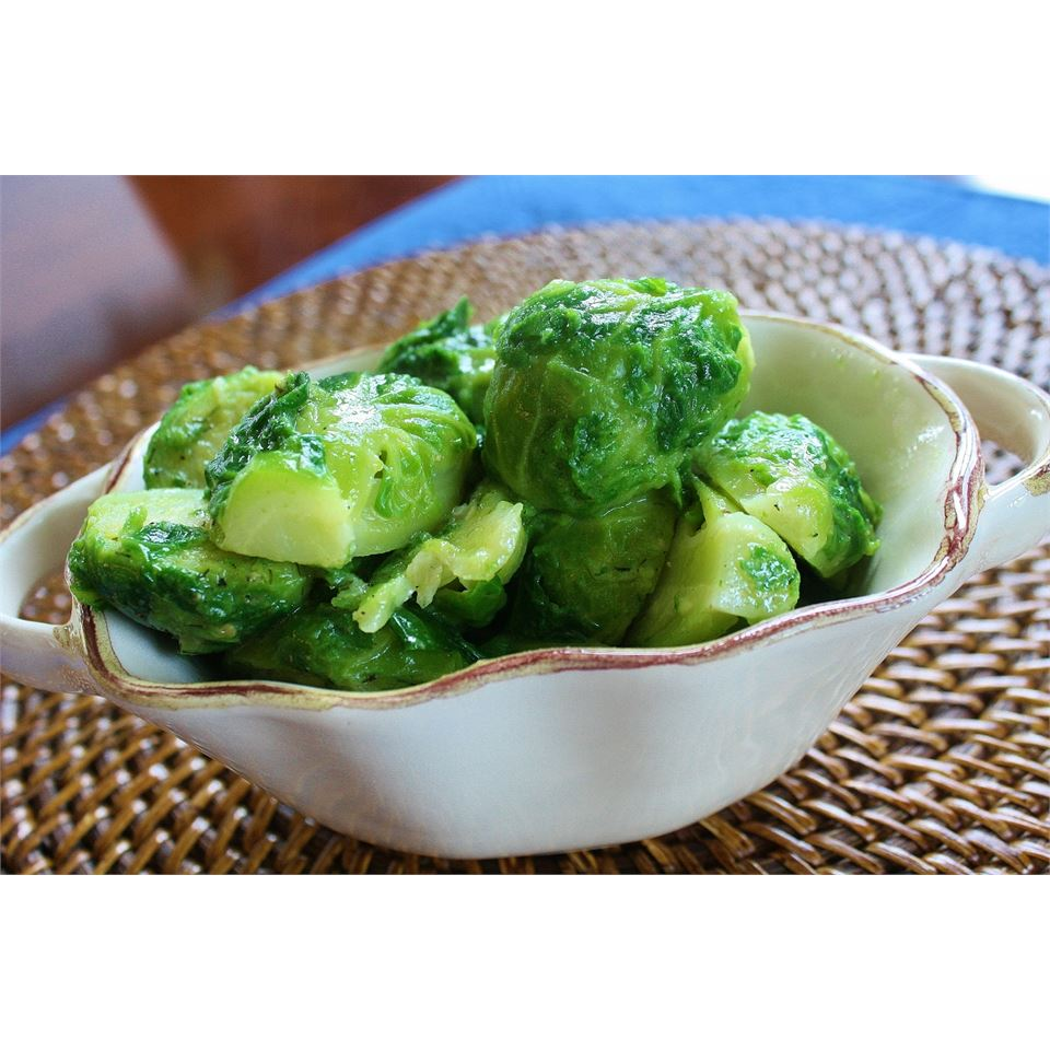 Honey Dijon Brussels Sprouts naples34102