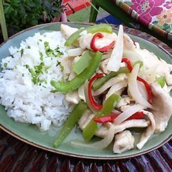 Chicken Pa Nang Milly Suazo-Martinez