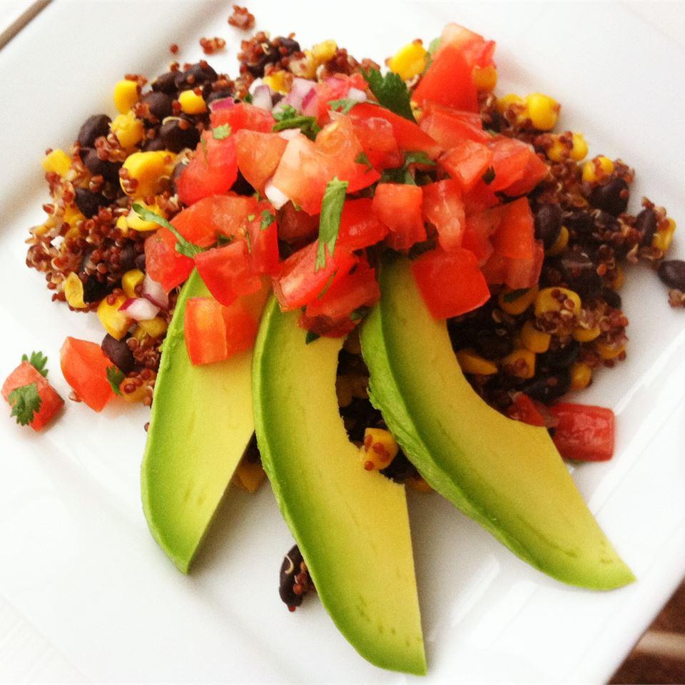 Quinoa and Black Bean Bliss